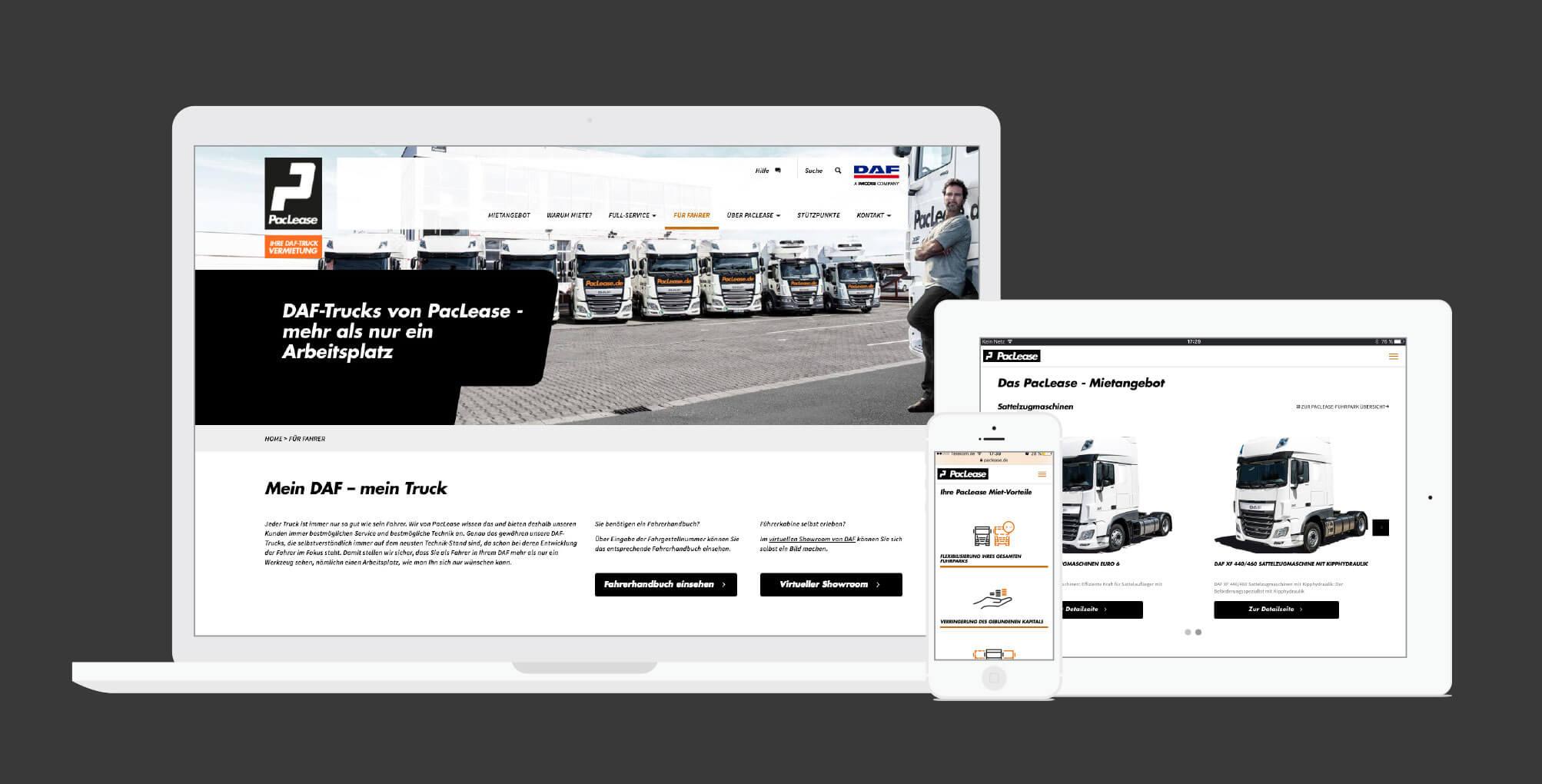 360VIER_Paclease_Slider_Entwicklung Paccar Leasing Deutschland GmbH