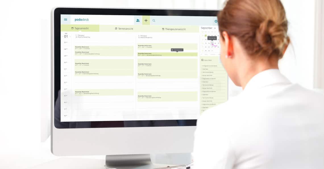 360VIER_Webreferenz_pododesk_01 Design und Webdesign für Forschung & Bildung | 360VIER
