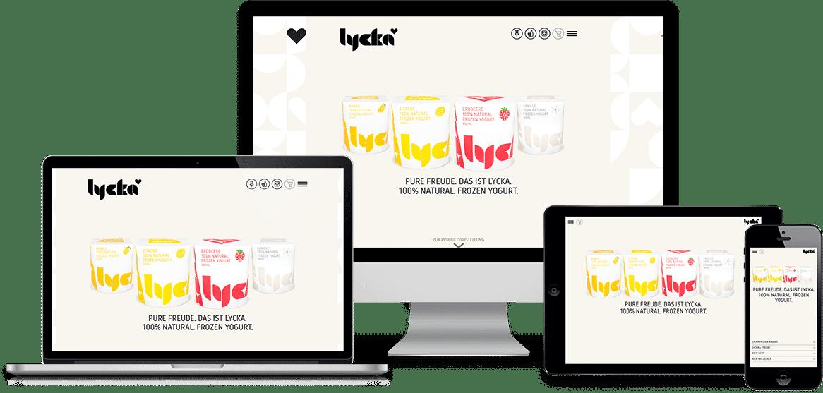 360vier-lycka-blog_device 360VIER entwickelt mehrfach ausgezeichnetes Webdesign für Lycka