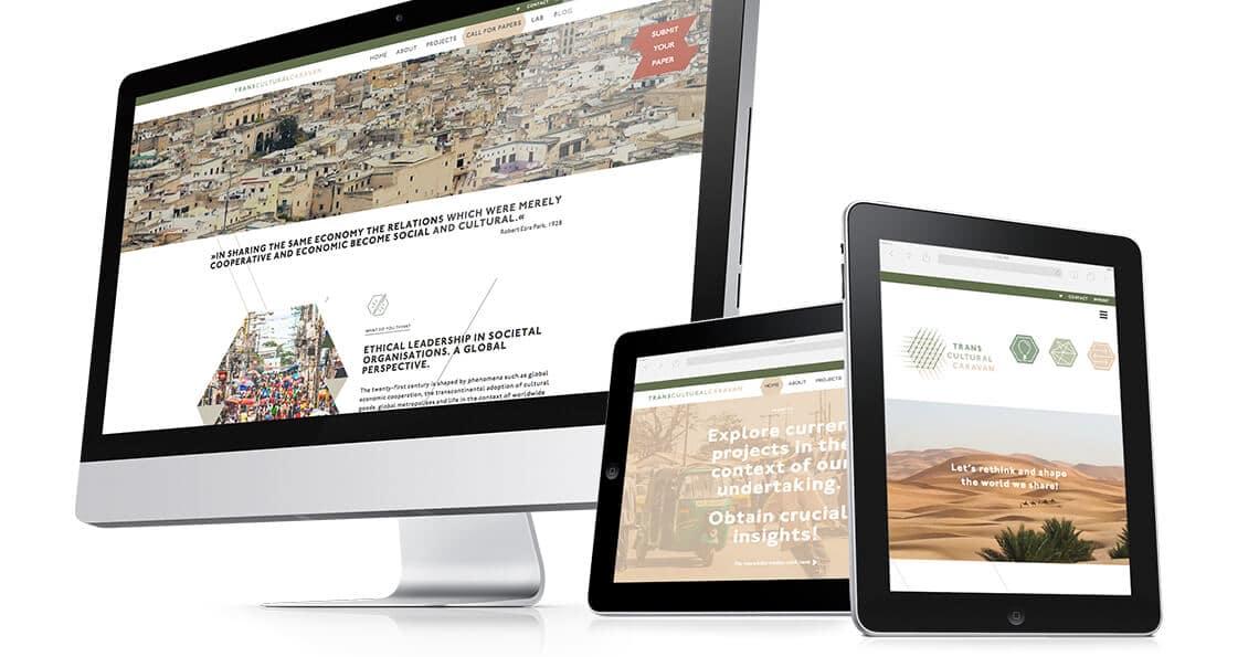 360vier_referenz-auszug_transculturalcaravan WordPress agency