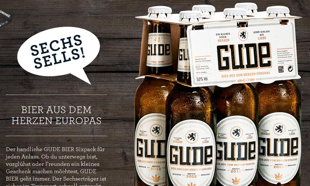 GUDE_Blog_Bier GUDEs wird noch besser: Umfassender Relaunch der GUDE Website