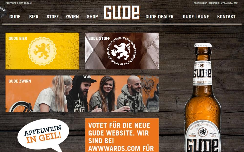 GUDE_Blog_Start GUDEs wird noch besser: Umfassender Relaunch der GUDE Website