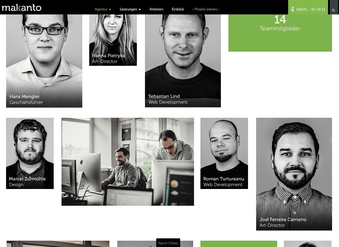 makanto-screen-01 Schön, informativ, responsive: die neue Website von 360VIER