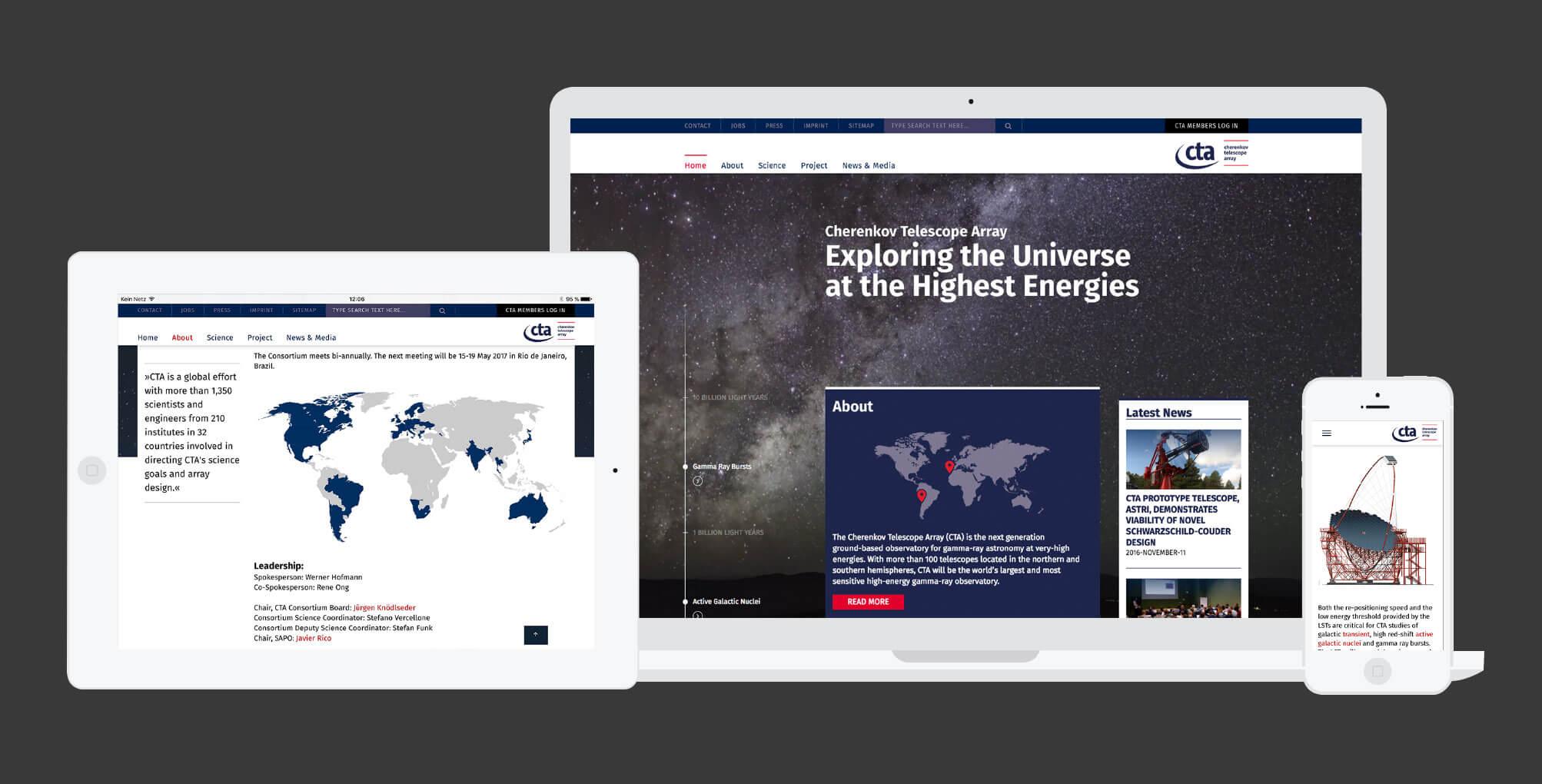 360VIER_CTAO_Bild_Website_Entwicklung_02 Website Relaunch