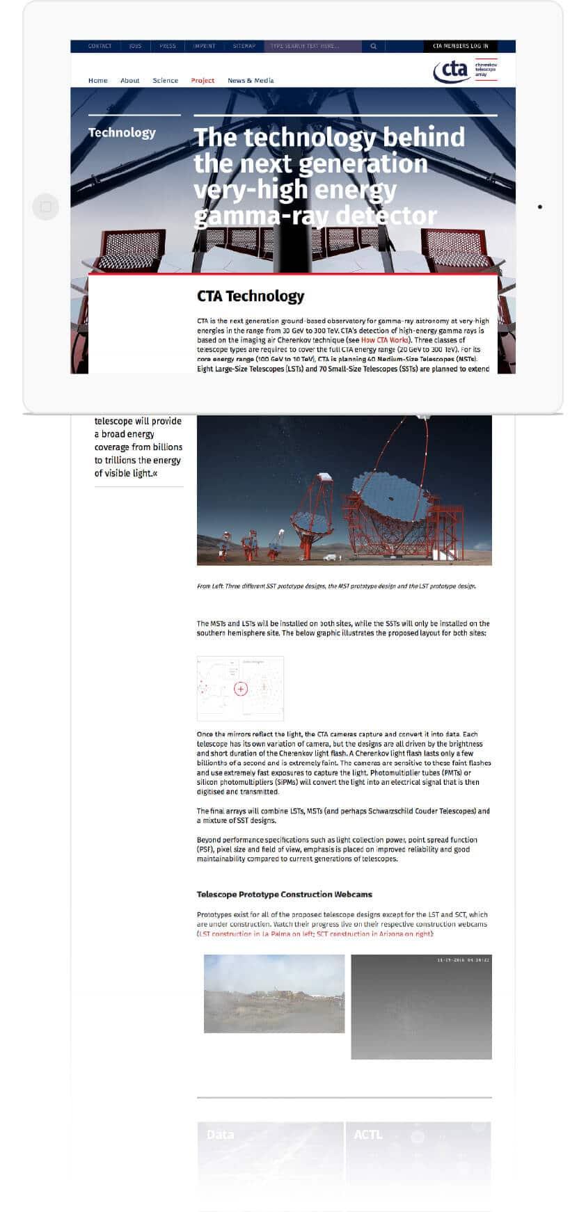 360VIER_CTAO_Image-02 Cherenkov Telescope Array Observatory Gmbh