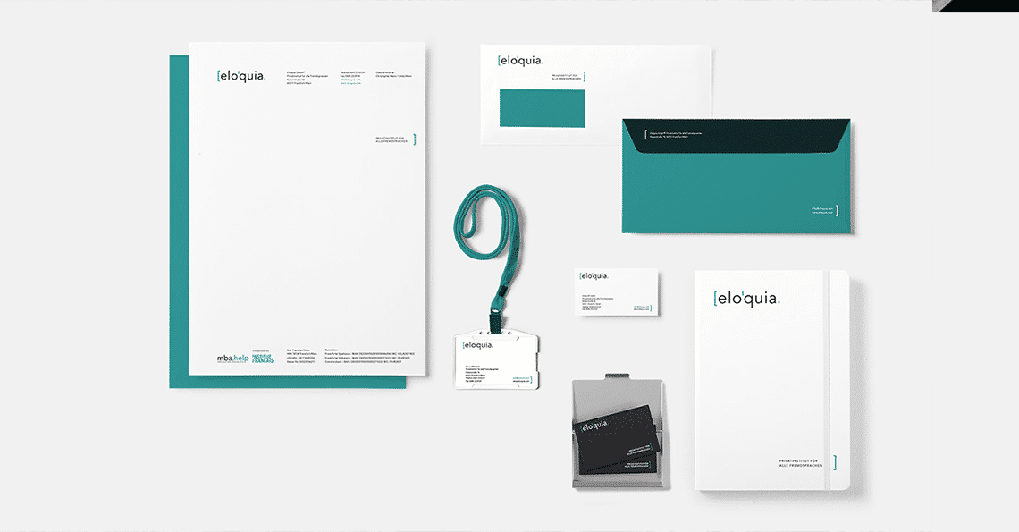eloquia3 Corporate Design