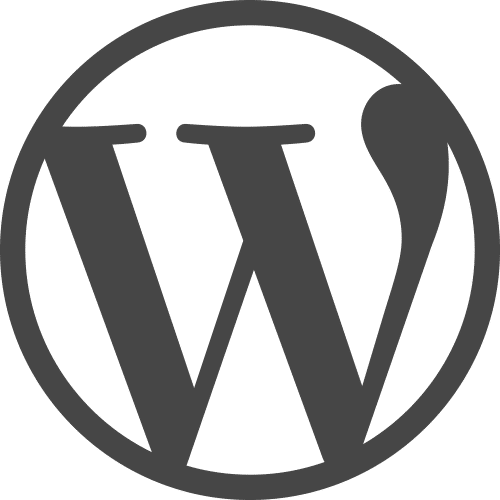 wordpress-logo-simplified-rgb Wordpress gets 30% of the Internet up and running