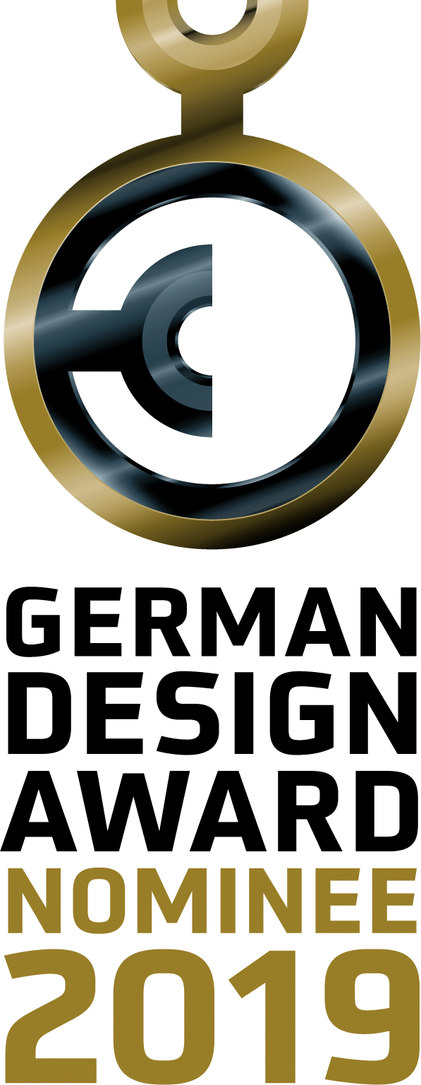 GDA19_VE_NOMINEE_RGB 360VIER ist vier mal für den German Design Award nominiert