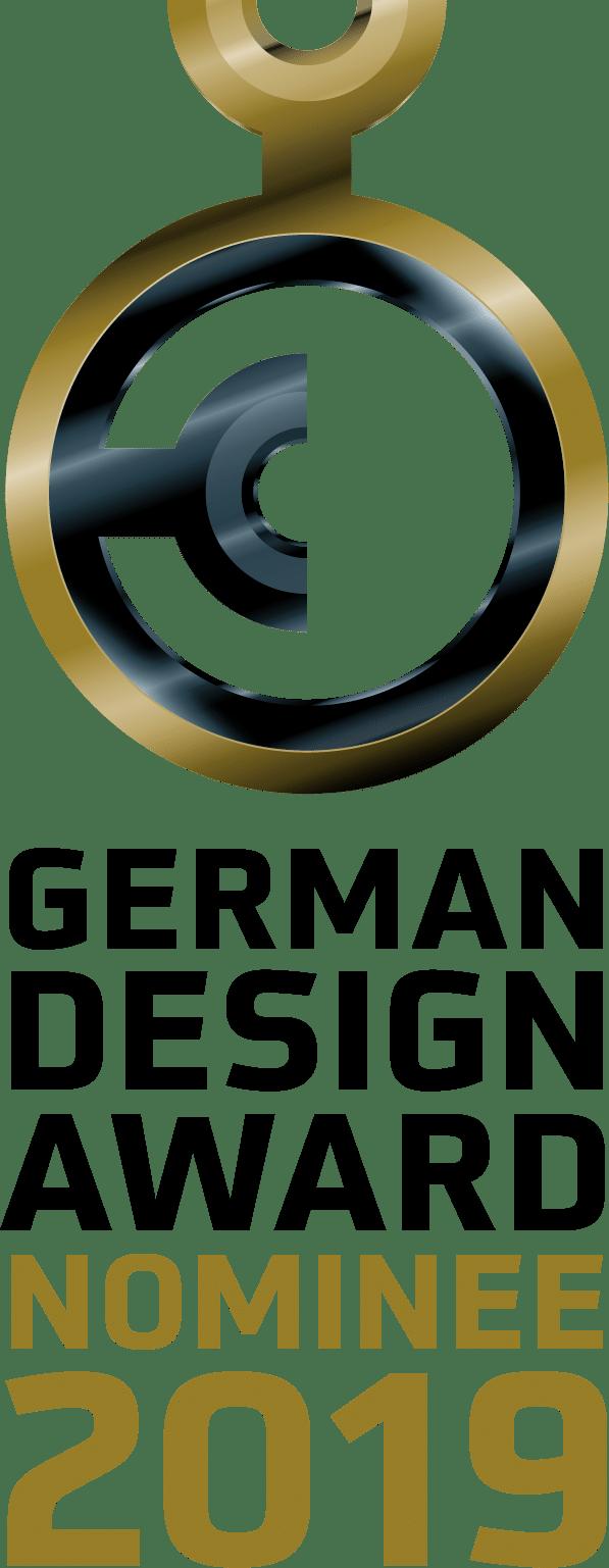 GDA19_VE_NOMINEE_RGB 360VIER ist vier mal für den German Design Award nominiert